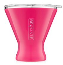 Load image into Gallery viewer, Margtini Tumbler in Neon Pink