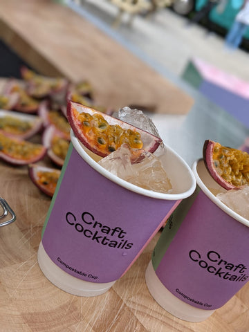 Craft Cocktails Events Cups