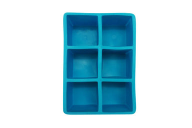 Blue ice cube square tray, ice mold, rubber ice cube tray, bartenders, mixology, mixologist, drinks, craft cocktails, special ice, drinks cabinet, professional bartending, cocktail paraphernalia