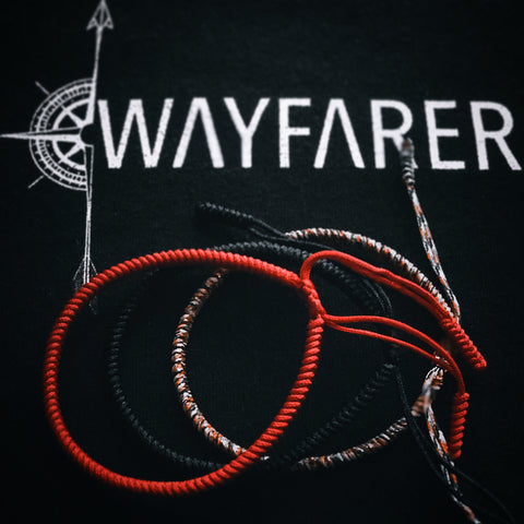 "Wayfarer ""Do The Work"" Bracelet"