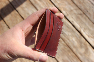 Five Pocket Minimalist Wallet