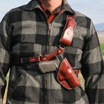Load image into Gallery viewer, Backcountry Chest Holster