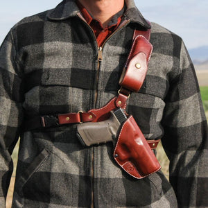 Backcountry Chest Holster