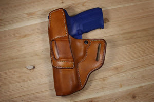 Custom Mountaineer Style Holster