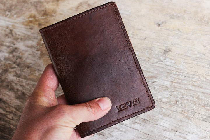 Premium Handcrafted Passport Cover