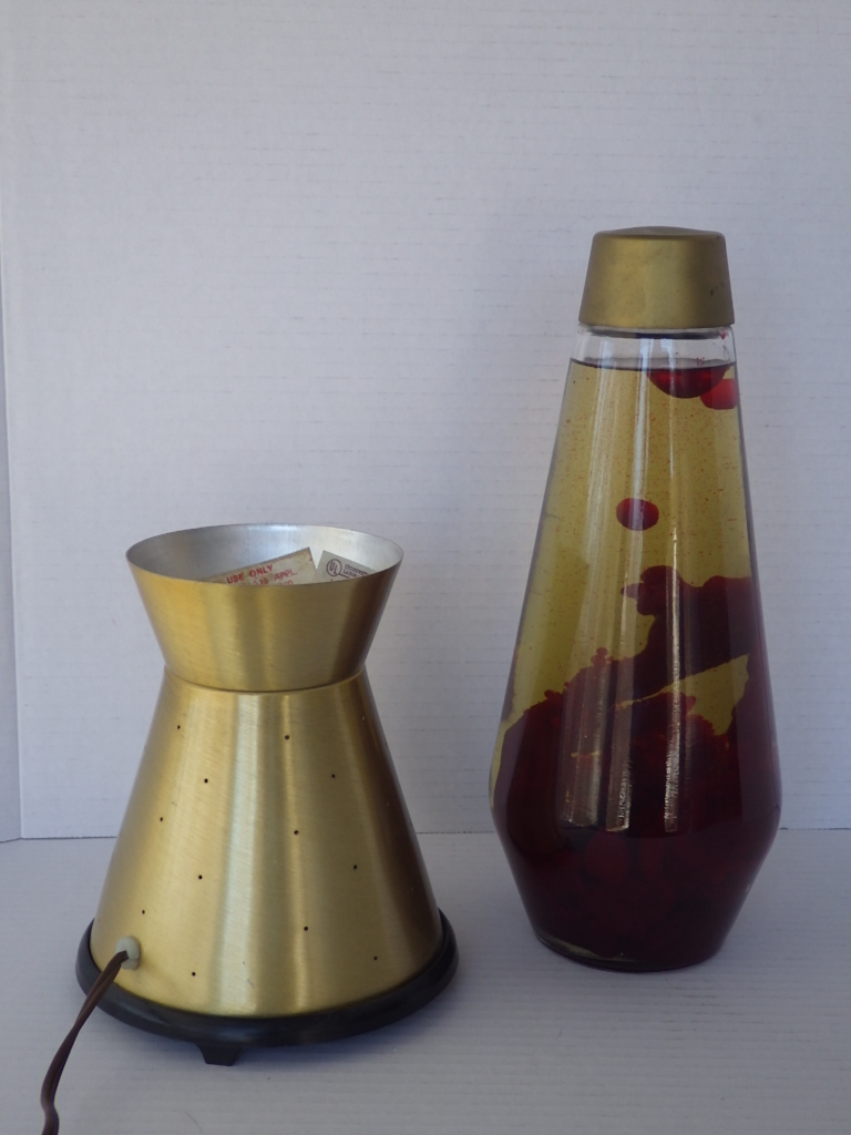 Original 1970's Starlight Base Lava Lamp