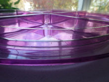 Load image into Gallery viewer, 70's Space Age Andre Morin Pink Divided Oval Platter Dish
