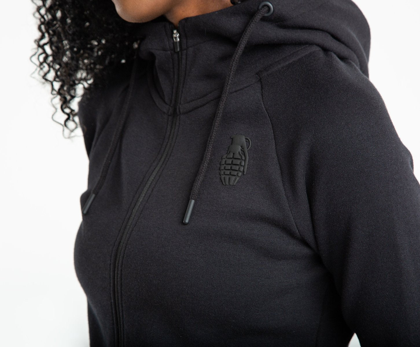 Grenade® Women's Zip Up Hoodie - Grenade.com Exclusive
