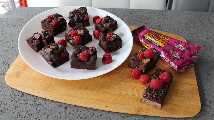 High protein brownie recipe