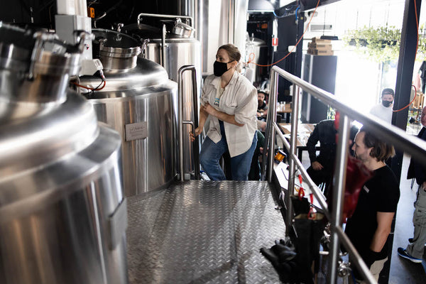 Brouhaha Brewer for a day