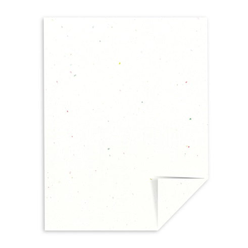 Astrobrights A4 Coloured Cardstock (Stardust White™)