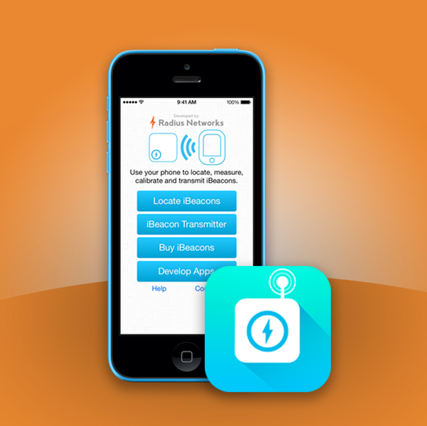 Locate Beacon Mobile App | BLE AltBeacon and iBeacon
