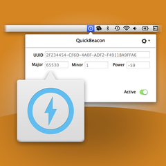 QuickBeacon for OS X
