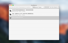 ScanBeacon for OS X (3.0)