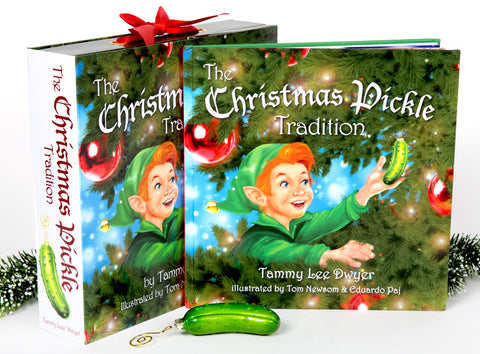 The Christmas Pickle Tradition Keepsake