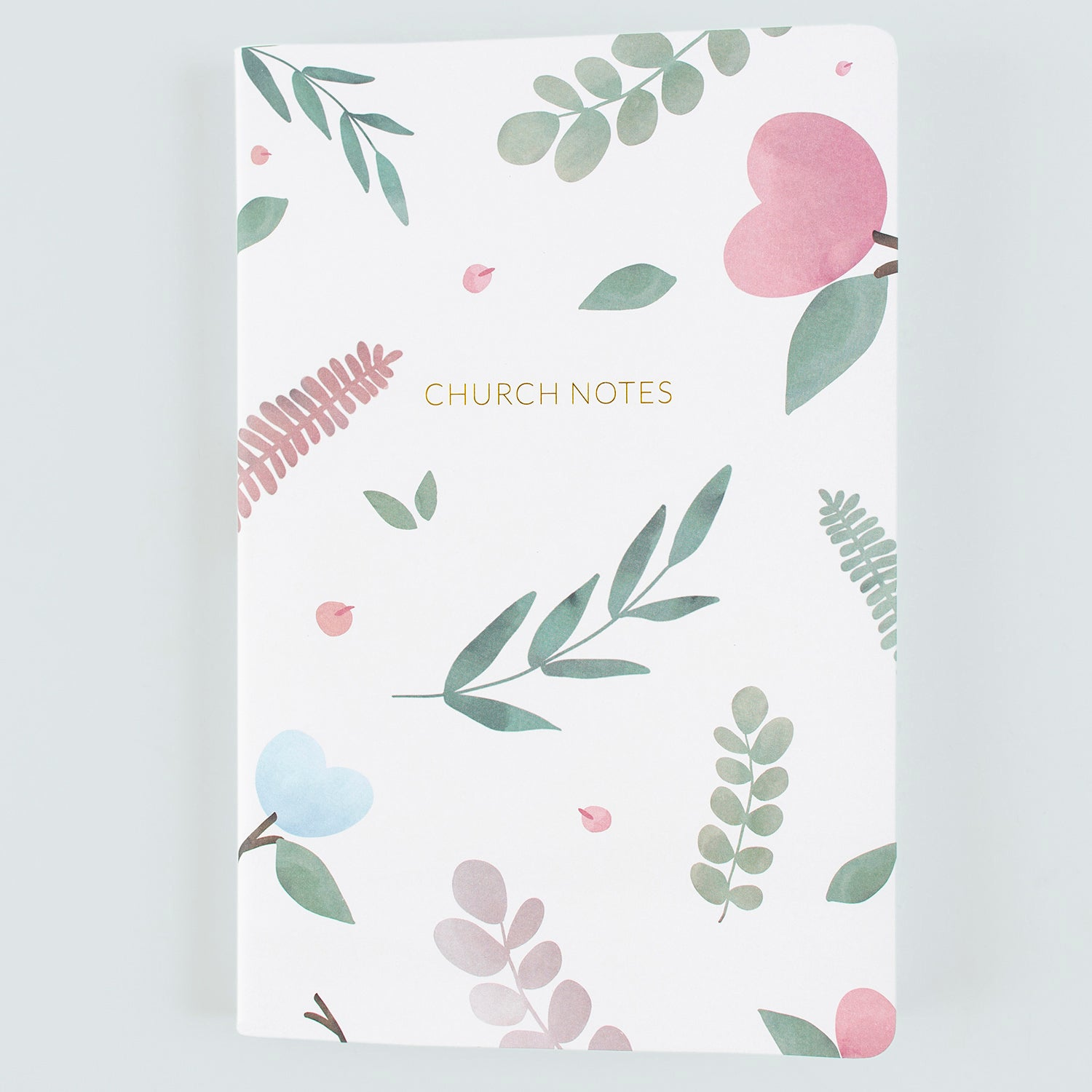Church Notes (Floral)