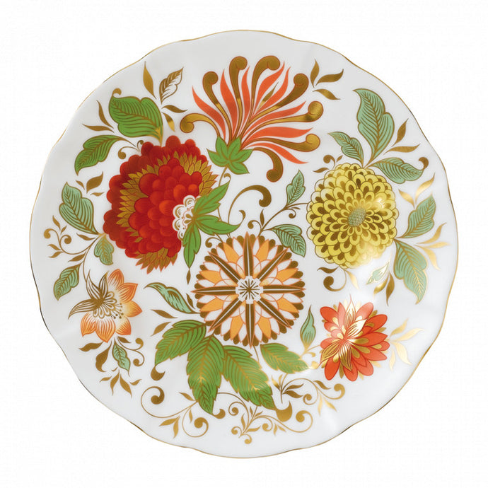 Seasonal Indian Summer Accent Plate