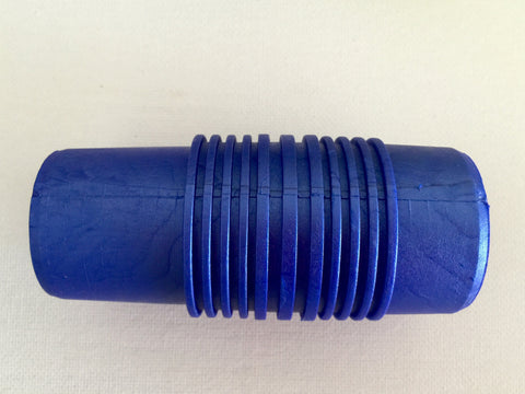 Universal hose adapter (blue)