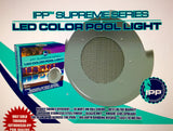 IPP Supreme Series 12 volt WHITE OR COLOR 50ft 100ft swimming pool light  5 different colors UL Approved