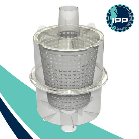 IPP IN-LINE LEAF CATCHER CANISTER