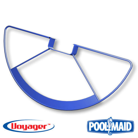 Voyager swimming pool cleaner deflector wheel