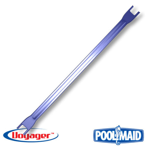 Poolmaid swimming pool cleaner bumper strip