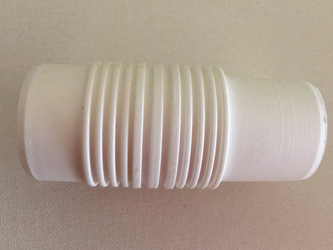 Universal hose adapter (white)