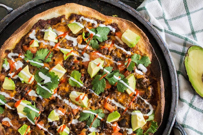 8 Healthy-ish Pizza Recipes To Curb Your Cravings