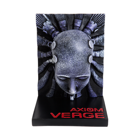 Axiom Verge: Elsenova Statue
