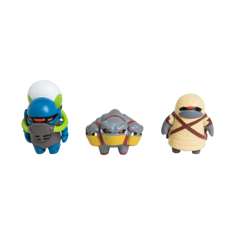 Nuclear Throne Figure Set