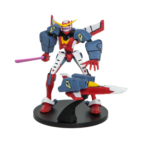 GALAK-Z Mech & Ship Figures