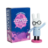 Lovers in a Dangerous Spacetime: Dr. Hopsy Flopsy Figure - IndieBox