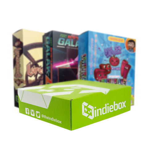 Give the Gift of IndieBox