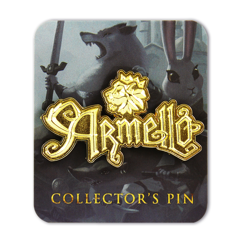 Armello Collector's Pin - IndieBox