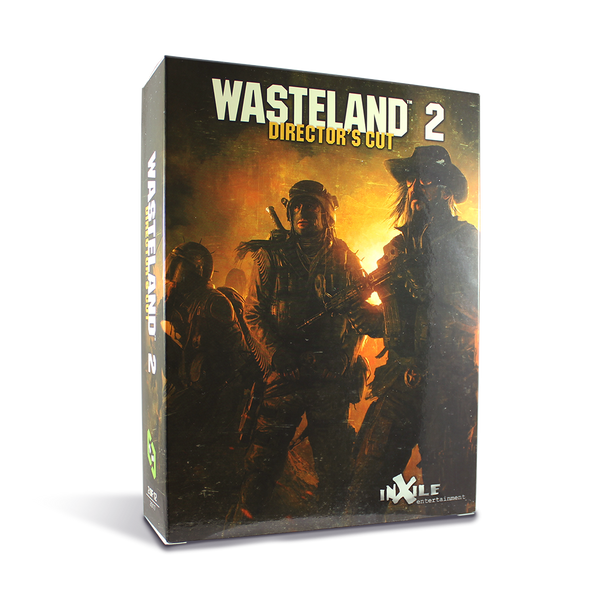 PC Games: [IndieBox] Wasteland 2: Director's Cut- Physical Collector's Edition + Free Gift for Redditors ($19.99 / 60% Off)