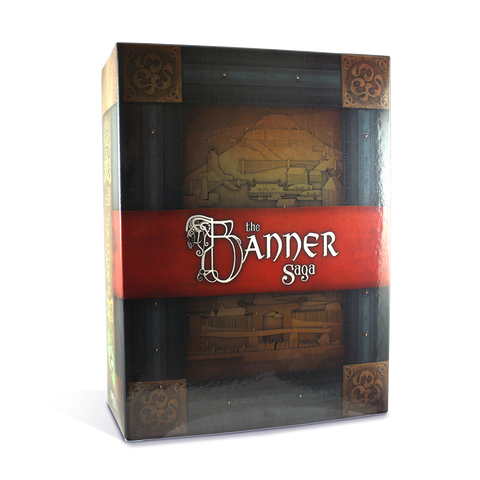 Banner Saga: Collector's Edition - IndieBox