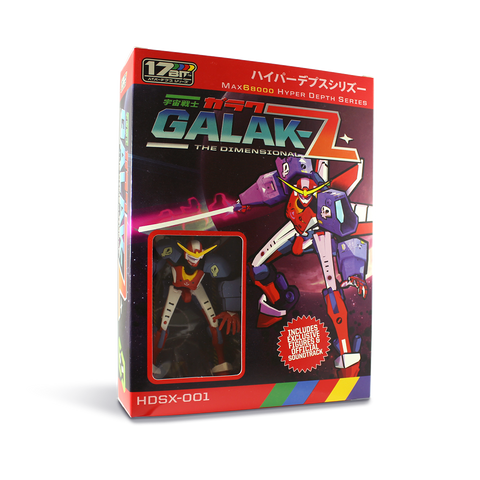 GALAK-Z - IndieBox
