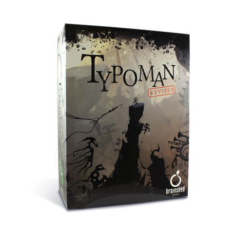 Typoman: Revised - IndieBox