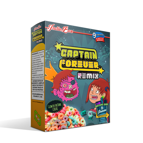 Captain Forever Remix: Limited Edition