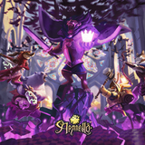 Armello Cloth Poster - IndieBox