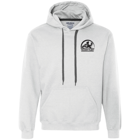 Freedom Planet Hoodie (White) - Carol - IndieBox