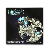 Forced Frost Shield Collector's Pin - IndieBox