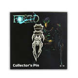 Forced Spirit Blade Collector's Pin - IndieBox
