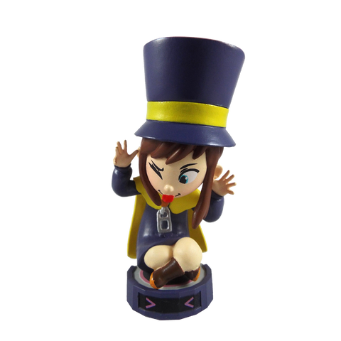 A Hat in Time: Limited Edition - Hat Kid & Rumbi Figurine