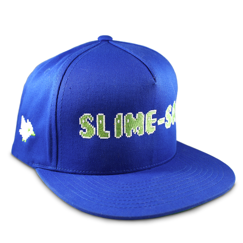 Slime-san Snap Back Hat - IndieBox