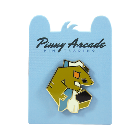 Possum - Aus Roadshow Pin