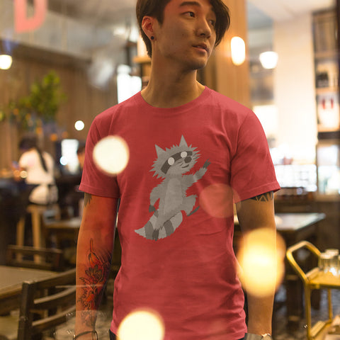 Raccoon Tee