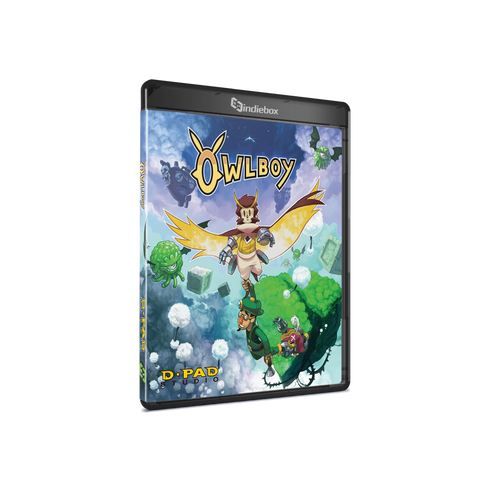 Owlboy - Standard Edition - IndieBox
