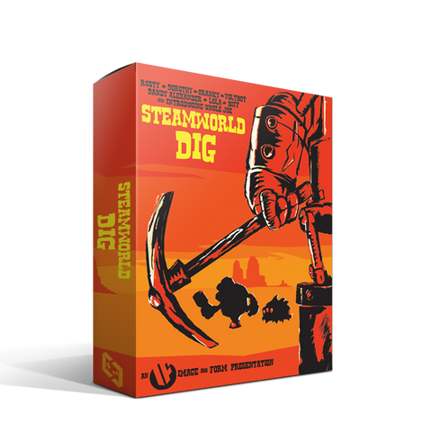 SteamWorld Dig: Limited Edition