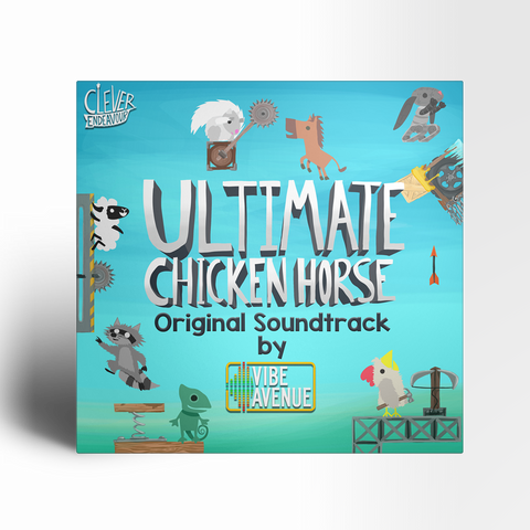 Ultimate Chicken Horse Digital Soundtrack